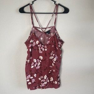 AE Strappy Tank Top.